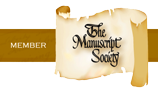 Member - The Manuscript Society